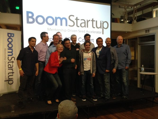 BoomStartup 2016 Cohorts