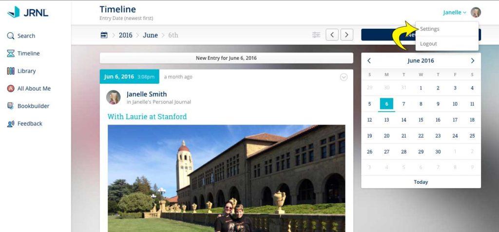 emailtojrnl-settings